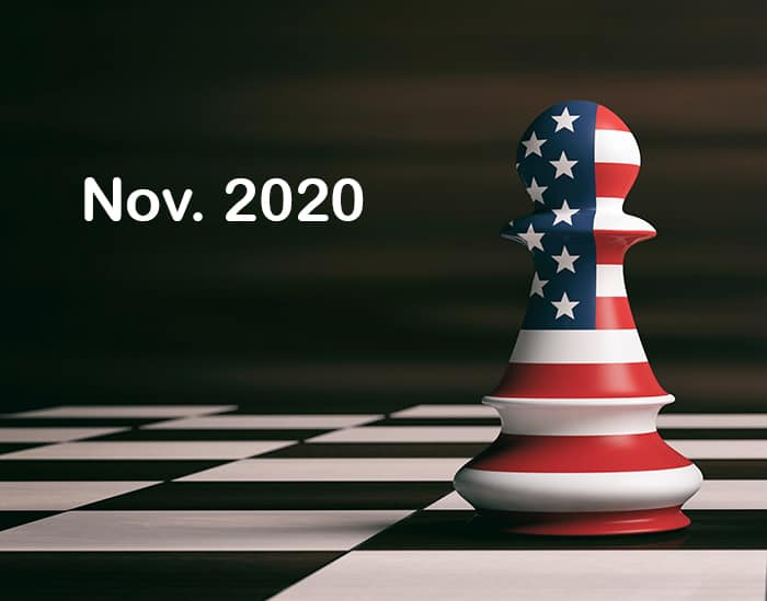 USA Nov. 2020 elections